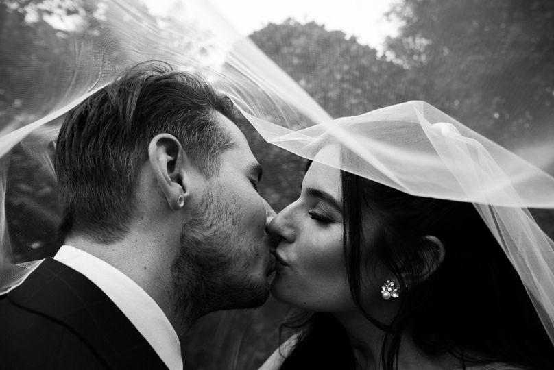 Gotta love a veil shot