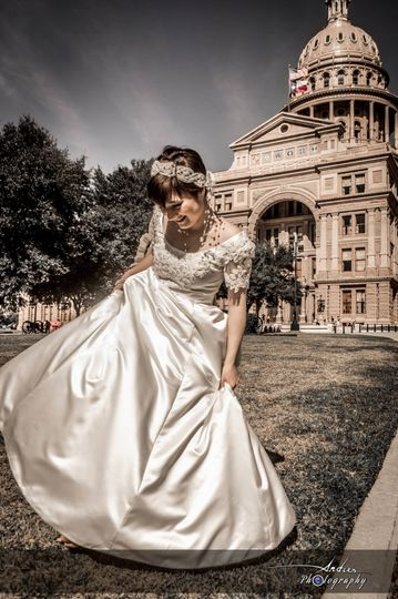 Austin capitol wedding