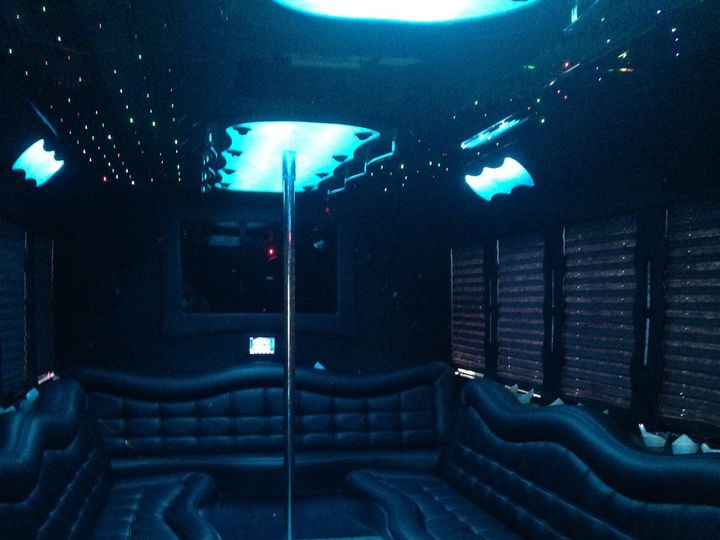 Tmx 1483748403752 25partybusblueint Beverly Hills wedding transportation