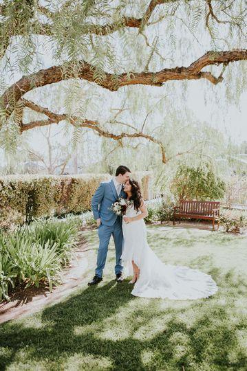 Wedding at Nixon Library