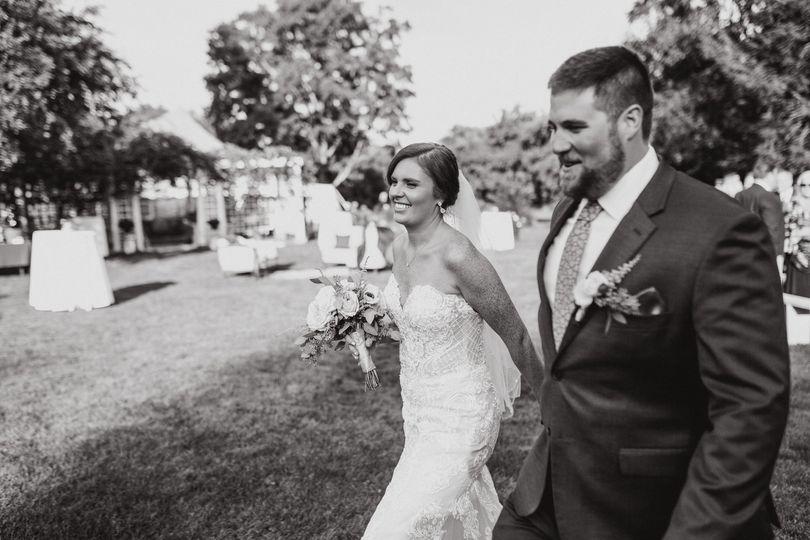 Radiant bride and groom - photo by JAS Weddings