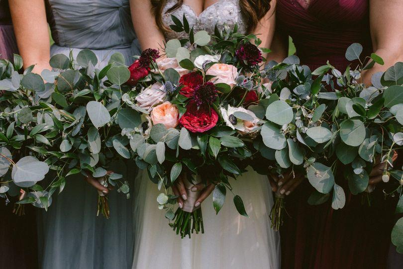 Greenery Bouquet- Fidelio