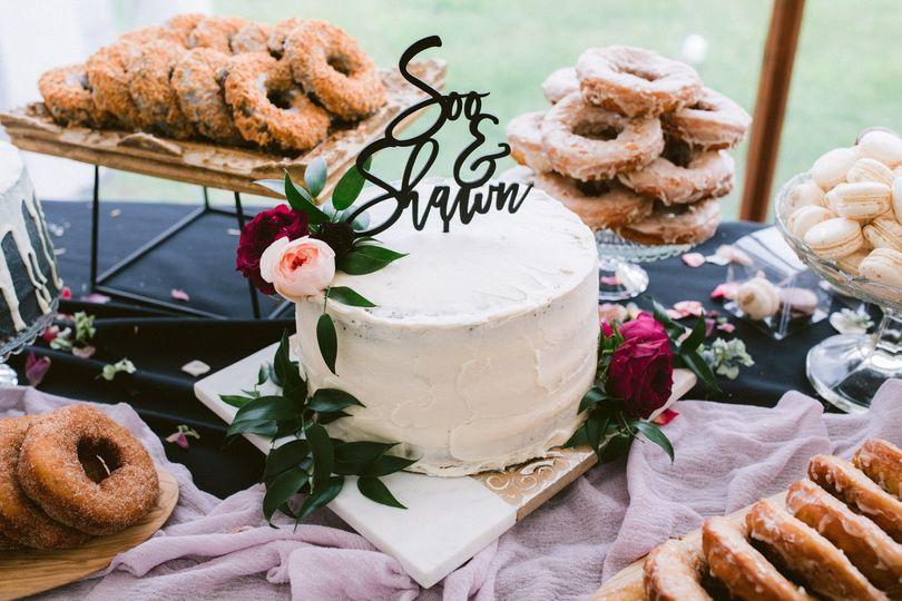 Dessert Table- Fidelio Photo