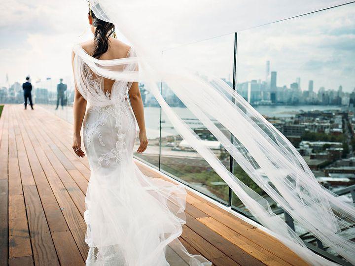 Tmx 1483996713080 Upstairs At Westlight   Bride Brooklyn, NY wedding venue