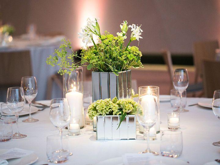 Tmx 1483996733768 Vale Ballroom William Vale Table Setting   With Fl Brooklyn, NY wedding venue