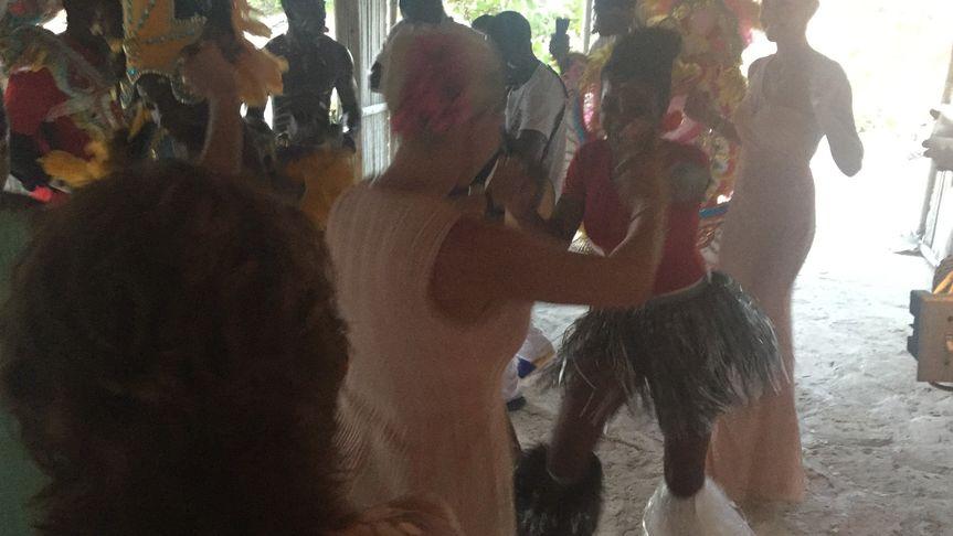 Kamalame Cay Dance Along