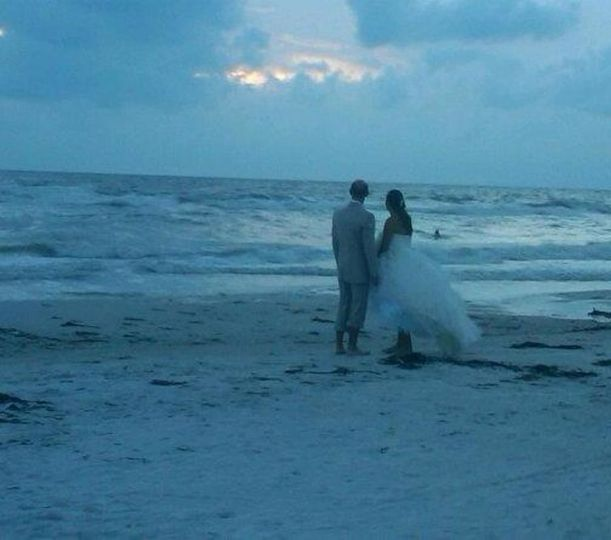 begin your happily ever after...at the Civitan Beach House