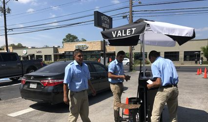 RSVP Valet Parking Services 1