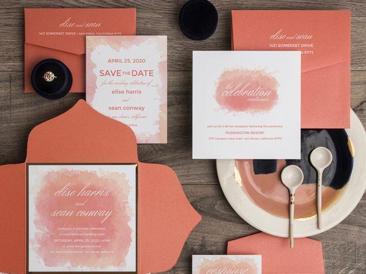 Tmx Fullsizeoutput 471a 51 1034117 1567392279 Poway, CA wedding invitation