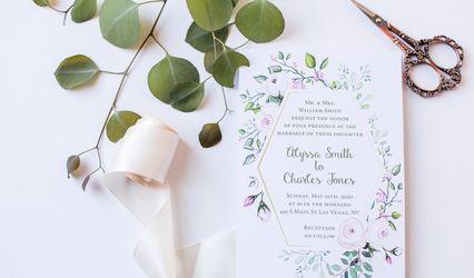 Wedding Invitations at UPS 1