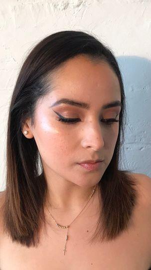 Sleek eyeliner