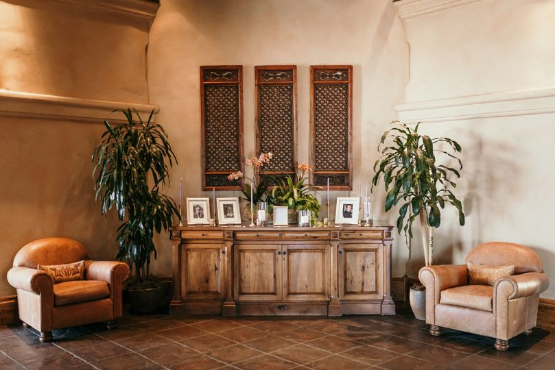 Foyer, Photo by Blake Weber