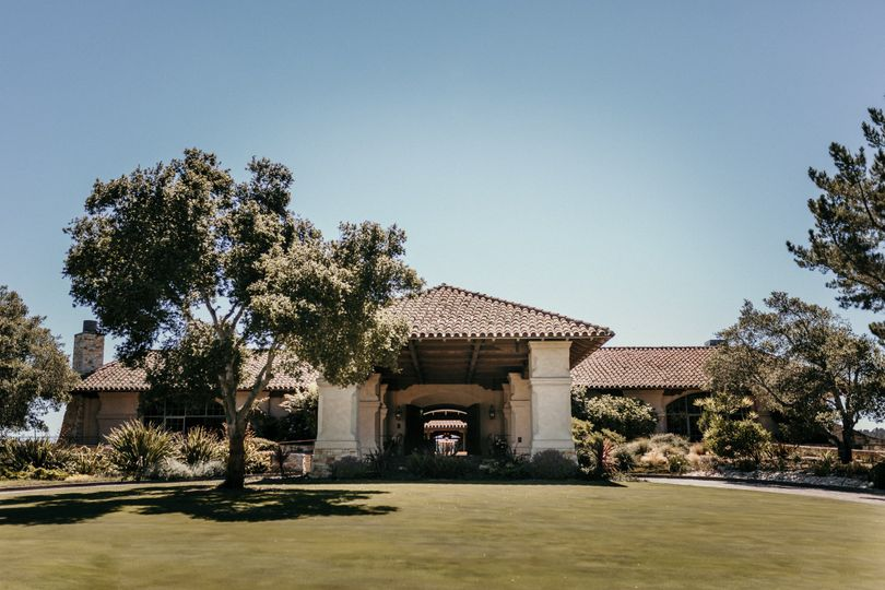 front entrance to clubhouse 51 974117