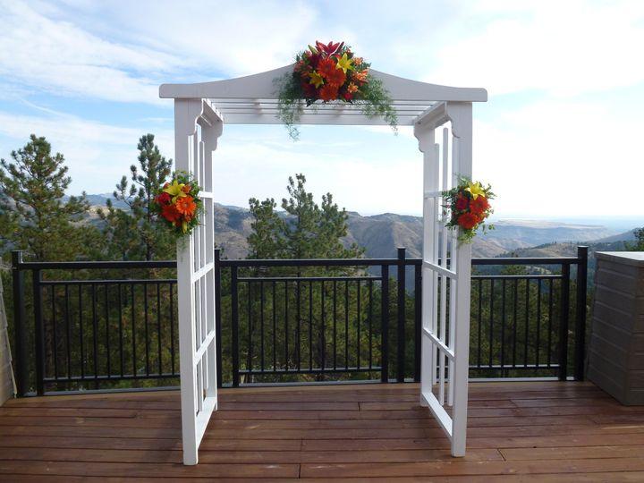 Tmx 1401394097436 P100030 Littleton wedding florist