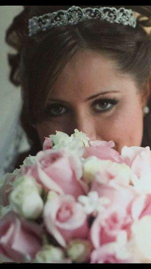 Bridal Hair by Kim