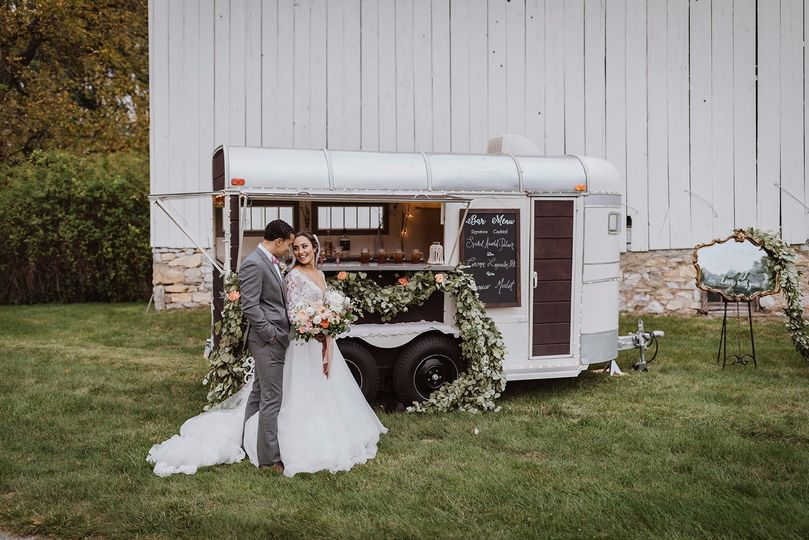 Get Hitched Mobile Bar