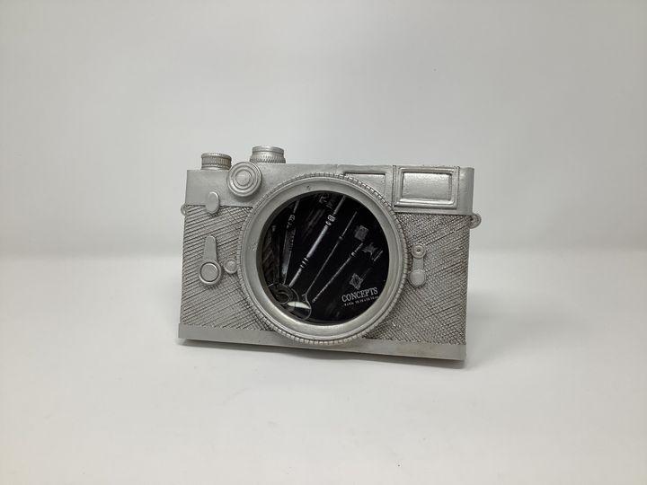 Camera Resin Frame