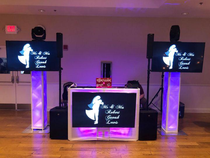 Elite Wedding Set up
