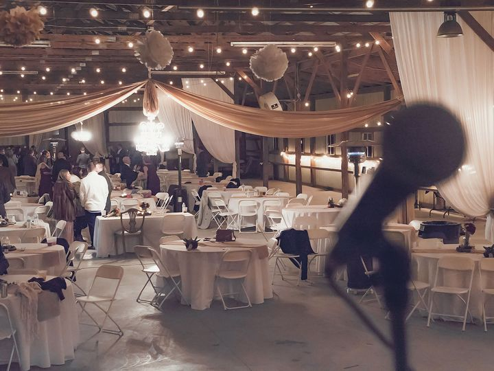 Wedding Drapery and Sound Gear Rentals