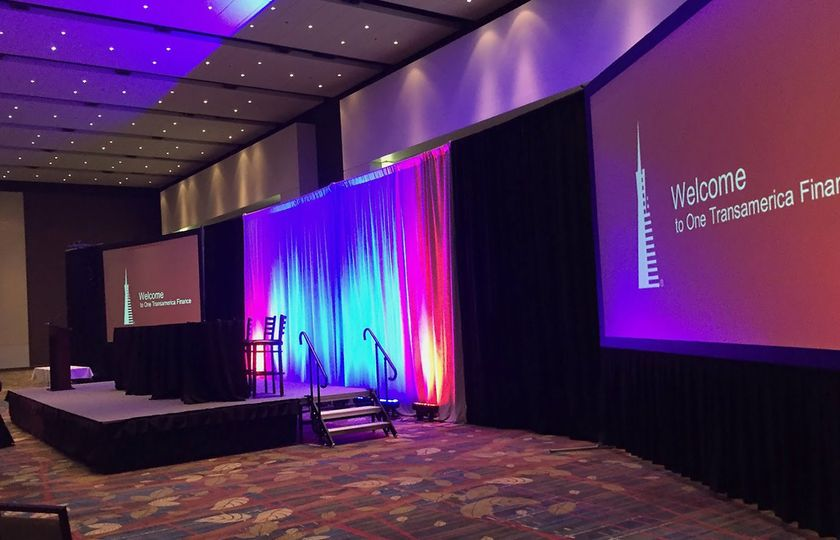 Corporate Conference Event