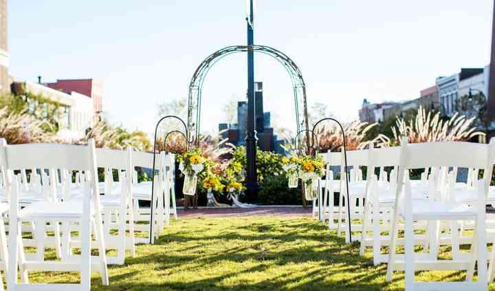 Downtown Goldsboro Weddings