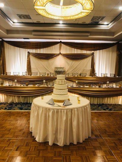 Our Beautiful Ballroom!