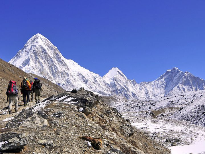 Tmx 1471107812132 Everest Trek Los Angeles wedding travel