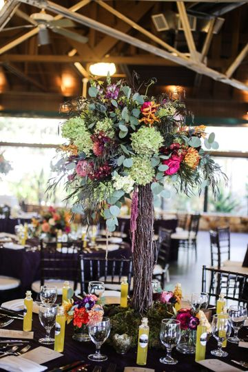 Centerpiece |  Katy Cook Photography