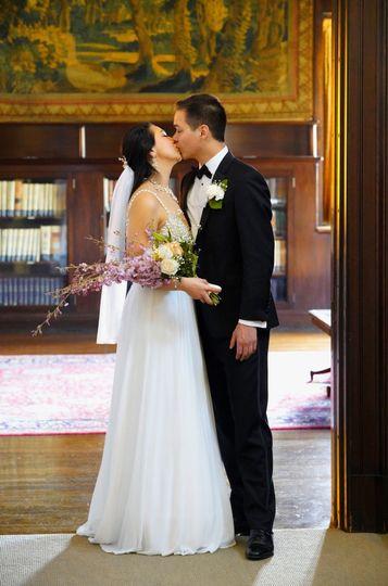 Wedding bliss, Washington, DC