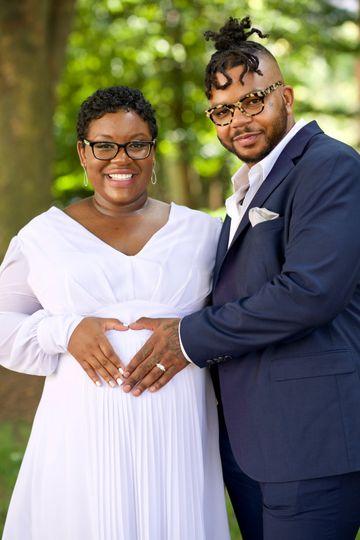 Newlyweds, Rockville, Maryland