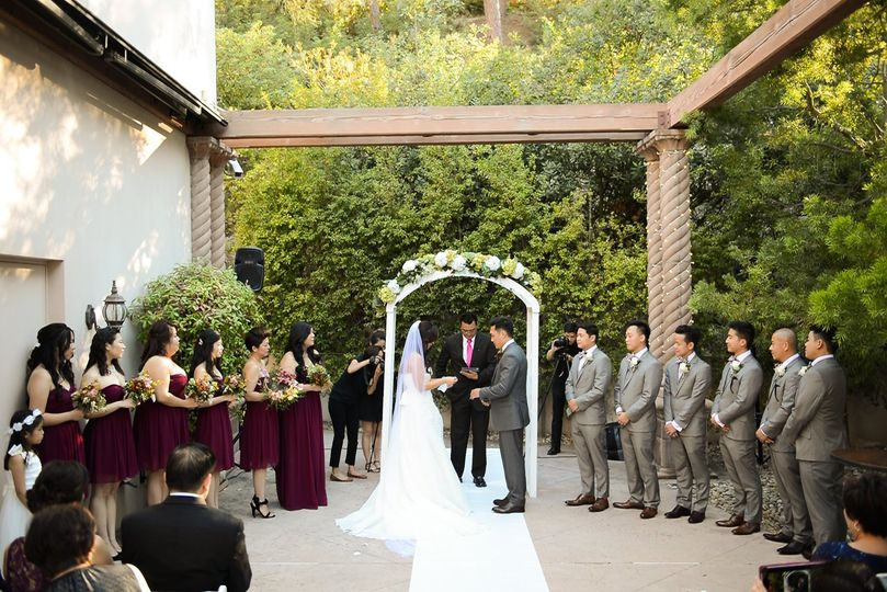 Ceremony : Courtesy of Will Chiang Photography