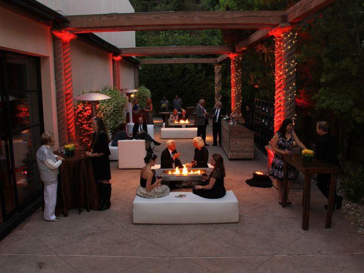 Tmx 1429231922218 Img0412  Firepits On Terrace Palos Verdes Peninsula, CA wedding venue