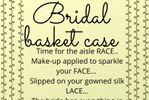 Bridal Basket Case image