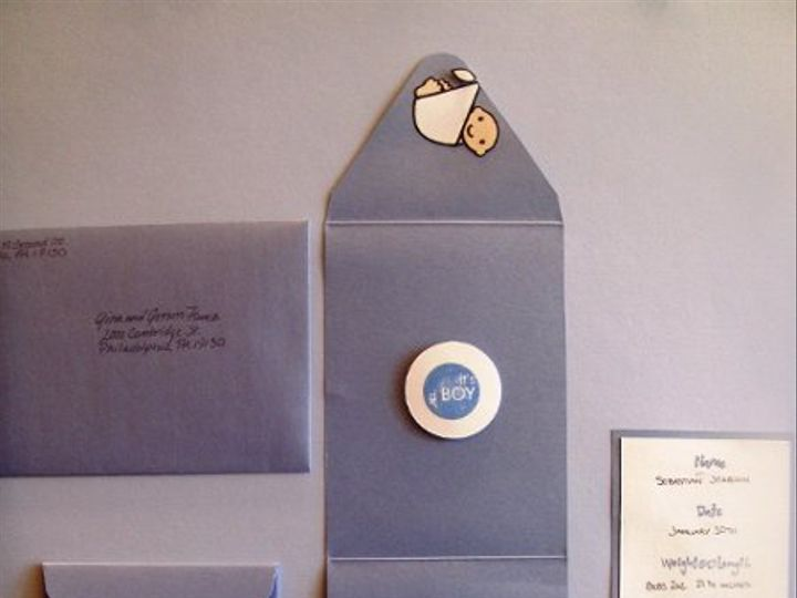 Tmx 1235161661093 DSC04659 Pittsburgh wedding invitation