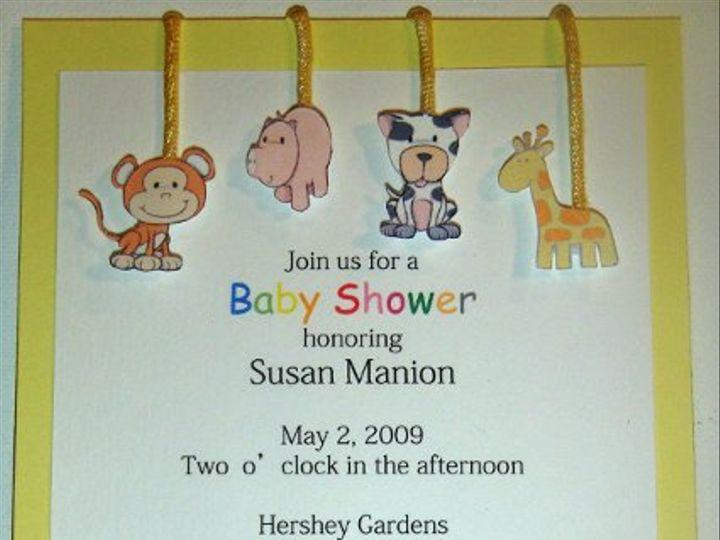 Tmx 1235161809140 DSC04643 Pittsburgh wedding invitation