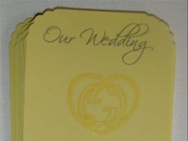 Tmx 1236030316115 DSC04672 Pittsburgh wedding invitation