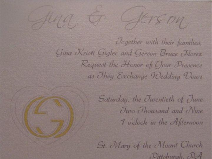 Tmx 1236030538192 DSC04680 Pittsburgh wedding invitation