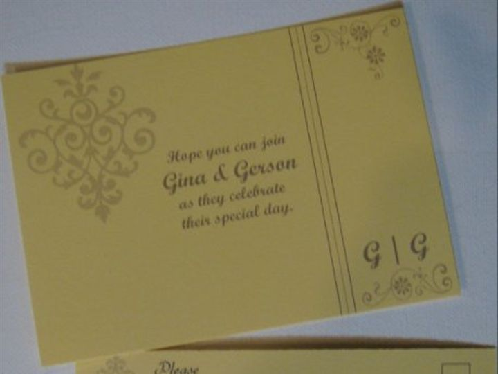 Tmx 1236030648262 DSC04684 Pittsburgh wedding invitation