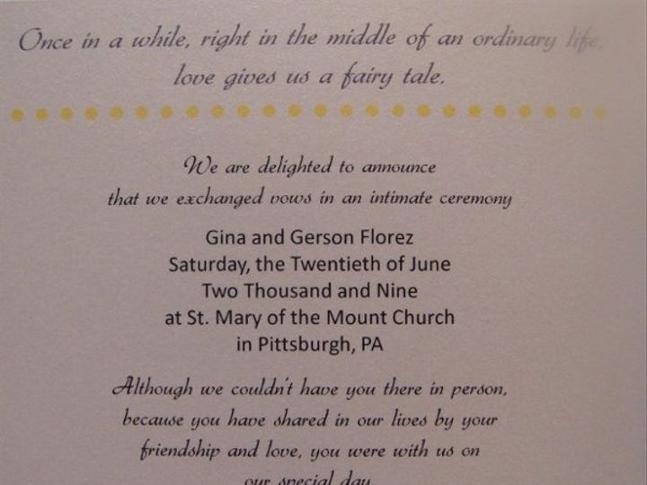 Tmx 1236030719669 DSC04689 Pittsburgh wedding invitation
