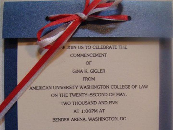 Tmx 1236030989231 DSC04699 Pittsburgh wedding invitation