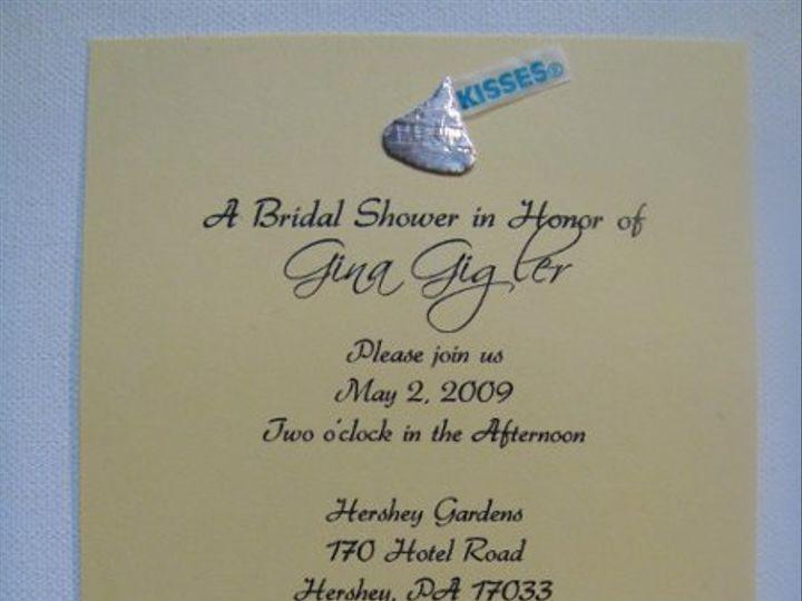 Tmx 1236031442566 DSC04713 Pittsburgh wedding invitation