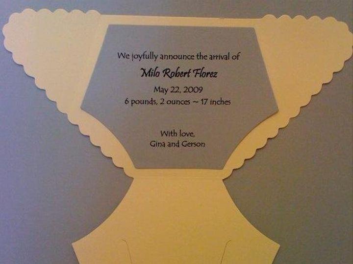 Tmx 1246497081468 Diaper Pittsburgh wedding invitation
