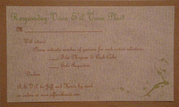 Tmx 1246931085359 Weddingvineyard4 Pittsburgh wedding invitation
