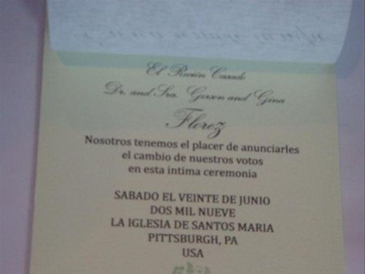 Tmx 1247793178568 DSC03464 Pittsburgh wedding invitation