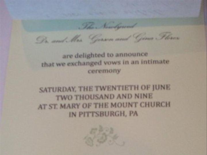 Tmx 1247793182005 DSC03466 Pittsburgh wedding invitation