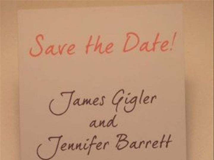 Tmx 1247793199739 DSC03563 Pittsburgh wedding invitation