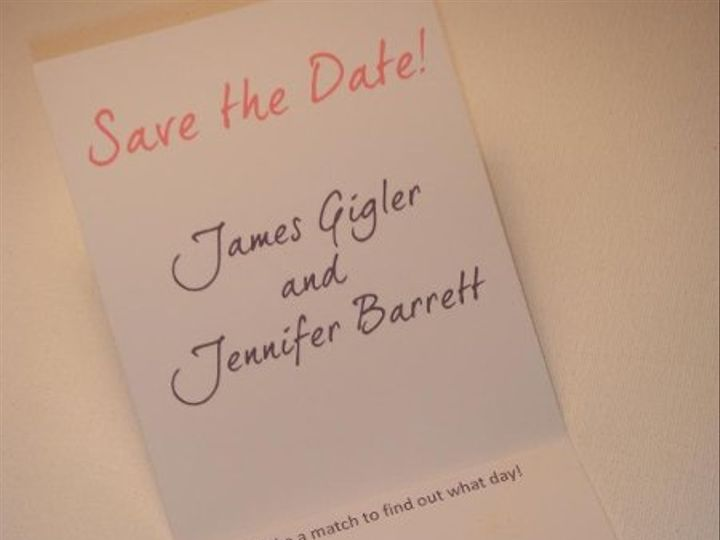 Tmx 1247793201521 DSC03565 Pittsburgh wedding invitation