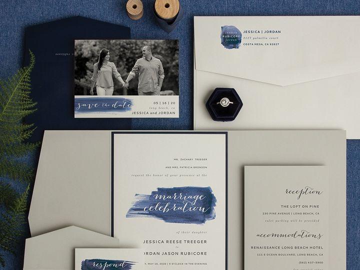 Tmx Painted Love Img 0205 51 131217 158199252566477 Pittsburgh wedding invitation
