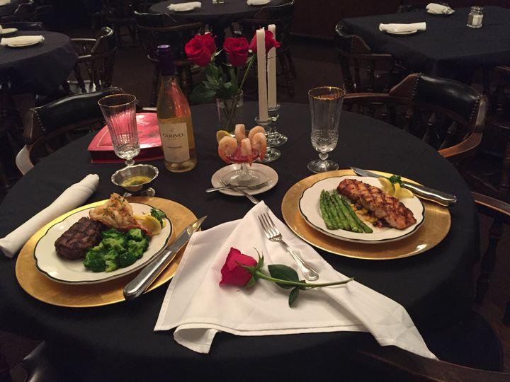 Dinner arrangements