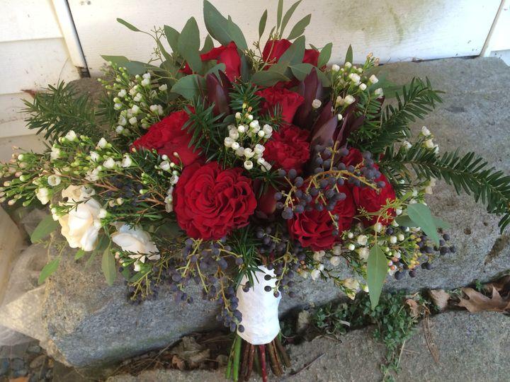 Tmx 1486075143360 Img2767 Dover, New Hampshire wedding florist